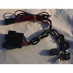 High Output Headlight Harness for Single H4