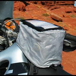 Wolfman Peak Tail Bag Rain Cover