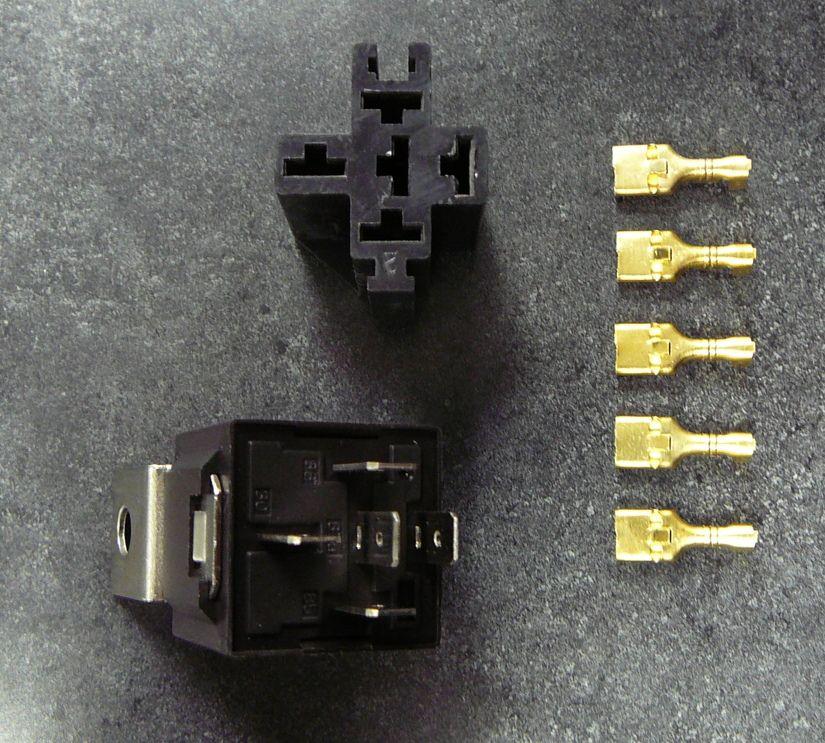 Standard 5 pin relay