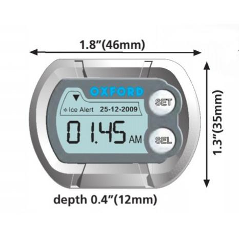 Oxford Micro Clock