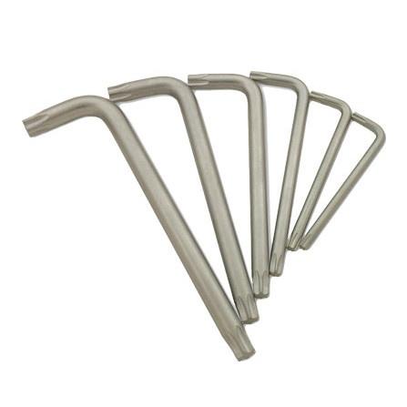 CruzTools Torx Wrench Set