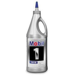 Mobil 1 Synthetic Gear Lubricant, 75-90W