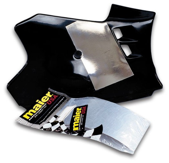 "Maier 6"" x 12"" Adhesive Heat Shield"