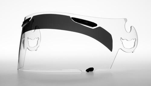 InVision Speed Tint Sunblock Strip for Arai