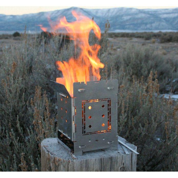 "Firebox 5"" Deluxe Combo Kit"