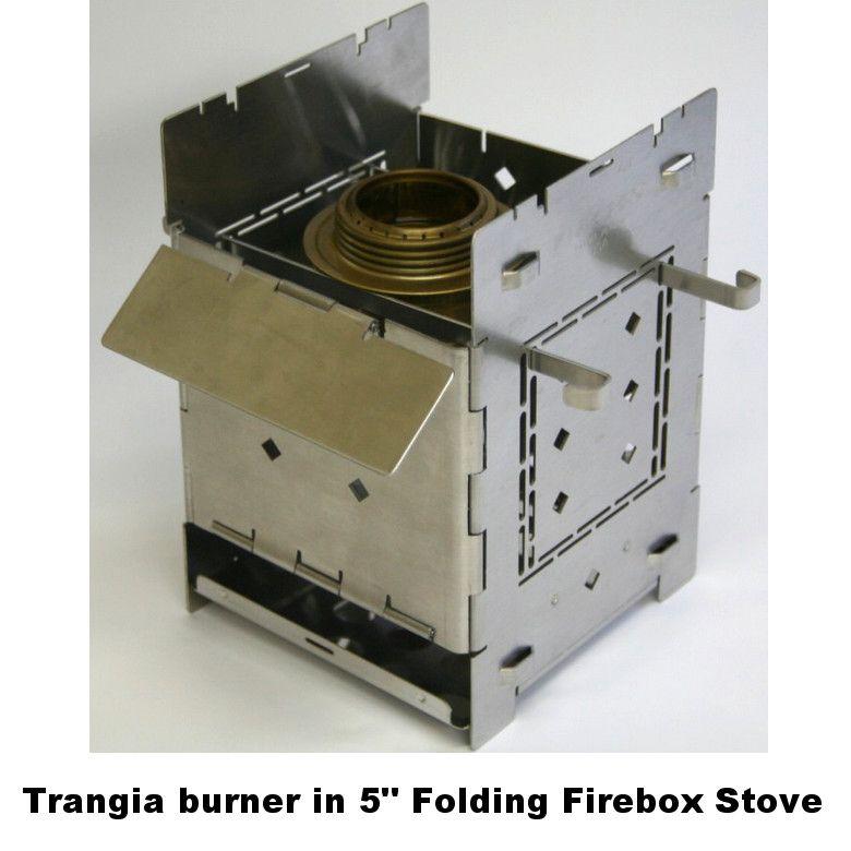 Firebox Trangia Alcohol Burner
