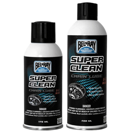 BelRay SuperClean Chain Lube 6oz