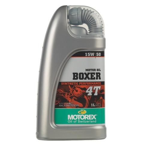 Motorex Boxer Synthetic Oil
