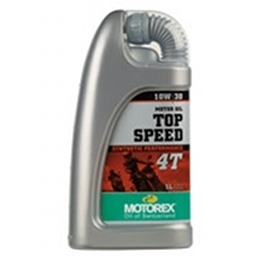 Motorex Top Speed 4T Synthetic 4-Stroke Oil