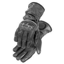 Warm and Safe Heated Carbon Gloves