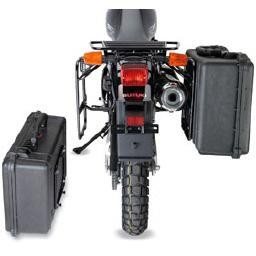 Expedition Luggage system with quick release
