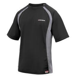 FirstGear Wicking Base Layer Short-Sleeve Top