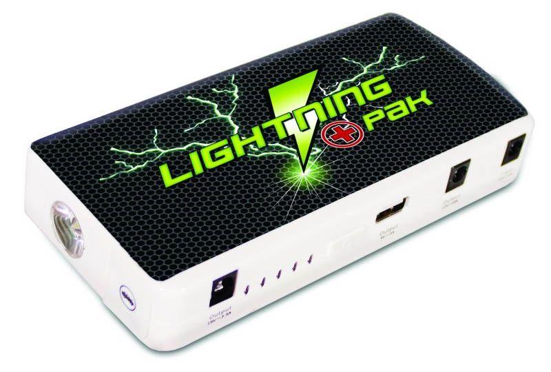 """""""Lil Lightning"""" Lithium Jump Start packs"""