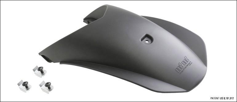Machine Art Moto Front fender extension