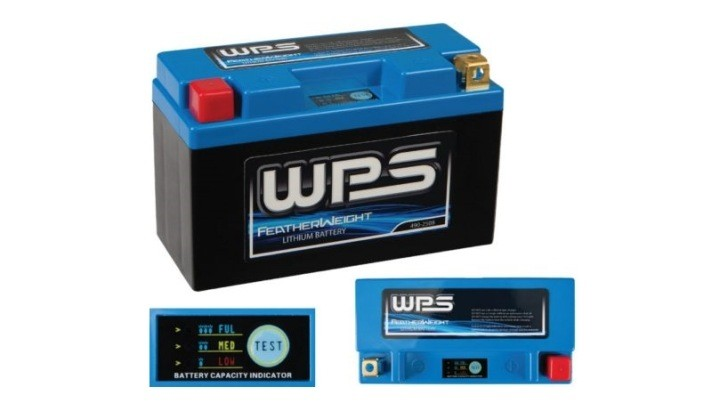 WPS Featherweight battery