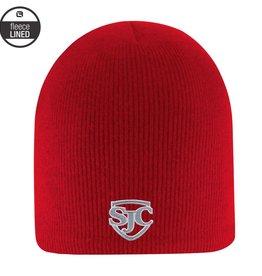 Headwear 4301 Knit Hat w/fleece lining