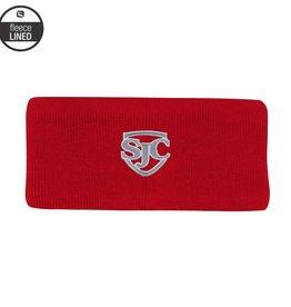 Headwear 6504 Earband-Knitted w/lining