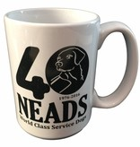 Mass Threads 40th Anniversary Coffee Mug
