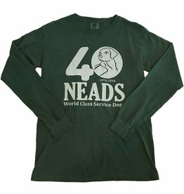 40th Long Sleeve T-shirt