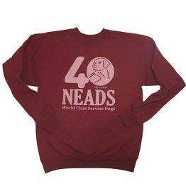 40th Crew Sweatshirt