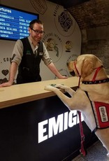 Earle the Service Dog