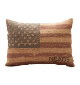 Pillow-NEADS Flag