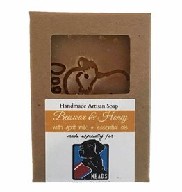 Barefoot Natural Farms Soap-Beeswax and Honey