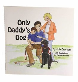 Book-Soft Cover Only Daddy's Dog