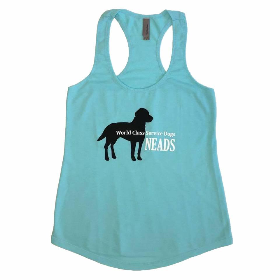 Women's Dog Tank Top