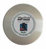 Barefoot Natural Farms Whipped Herbal Body Cream-Mojito