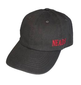 Hat- Unstructured Gray Baseball