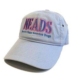 Hat- Unstructured Ladies Blue Baseball