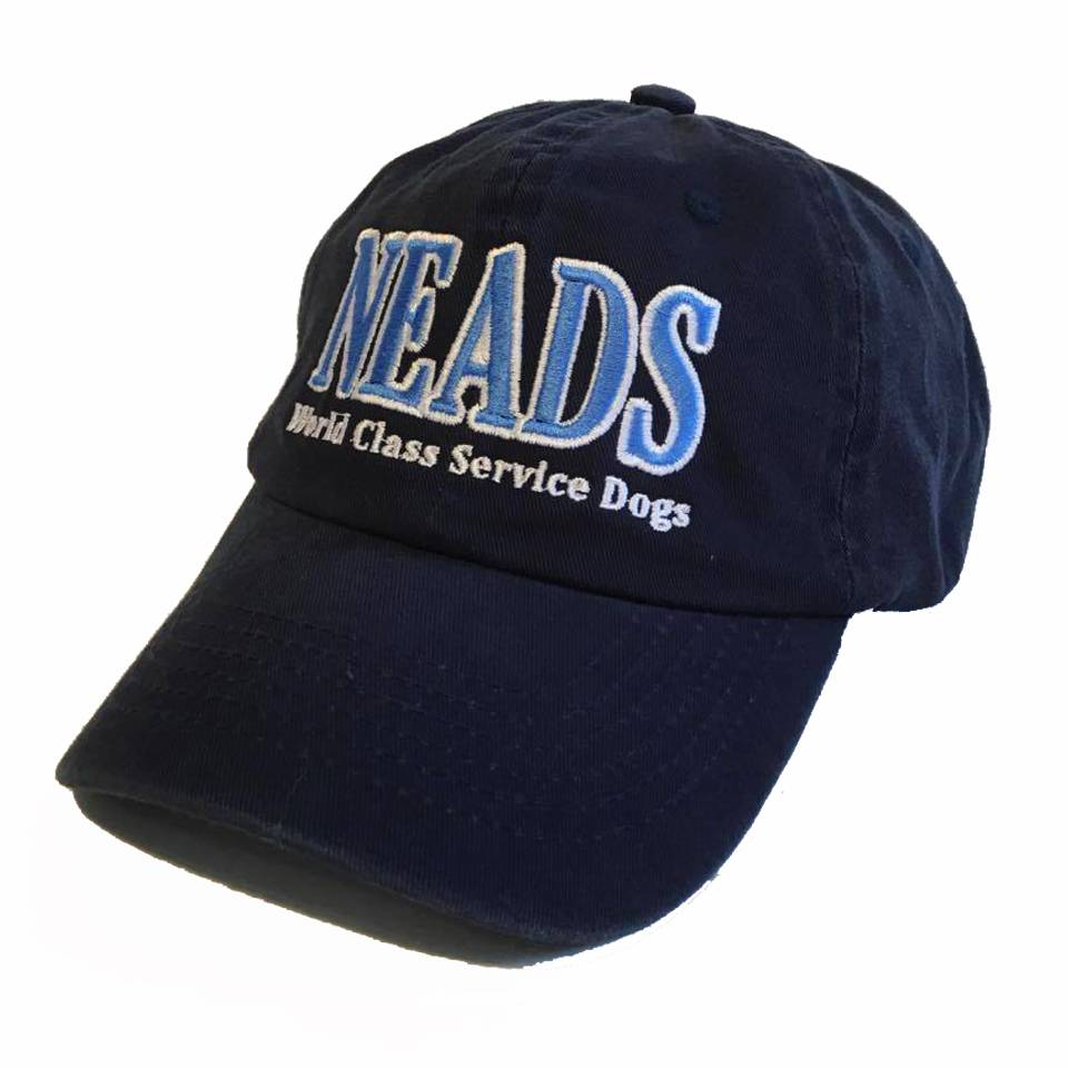 Hat- Unstructured Navy Baseball
