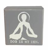 Sign-Dog Zen