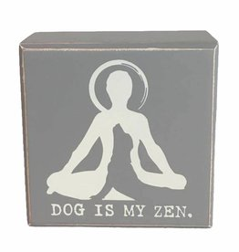 Sign-Dog Zen