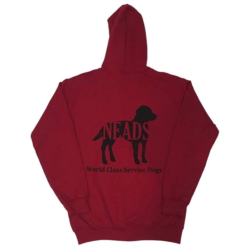 NEADS Zip Hoodie
