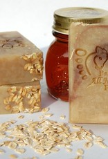 Barefoot Natural Farms Soap-Maple Oatmeal