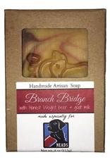 Barefoot Natural Farms Soap-Branch Bridge Beer