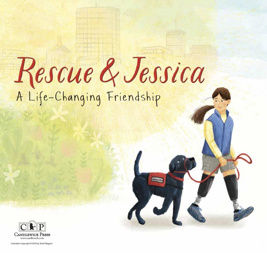 Book-Rescue & Jessica