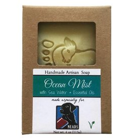 Barefoot Natural Farms Soap-Ocean Mist