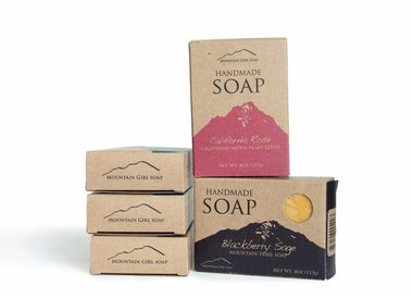 Mountain Girl Soap