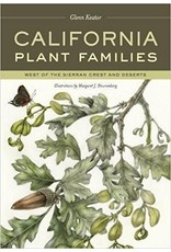 California Plant Families: West of the Sierran Crest and Deserts