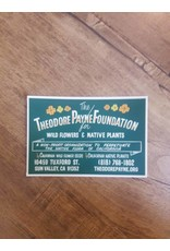 TPF Vintage Sticker