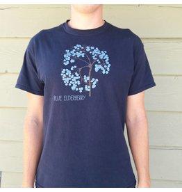 Ellen's Silkscreening T-Shirt Adult Men's Elderberry