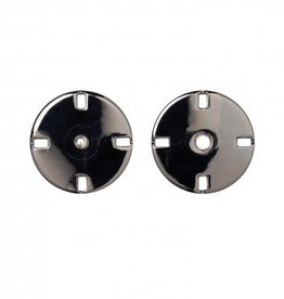 Bergere de France Set of 2 Extra Flat Press Studs, 25 mm