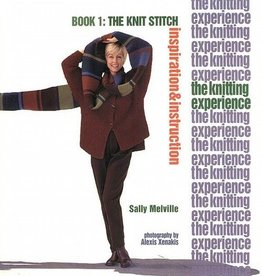 Knit Stitch: The Knitting Experience Book 1
