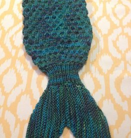 Newborn Mermaid Cocoon Set