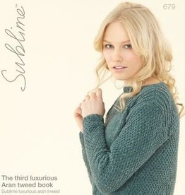 Sublime Sublime 679 - The Third Luxurious Aran Tweed Book
