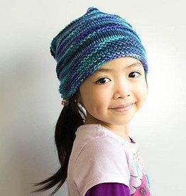 SweetGeorgia Yarns Tumbler Ridge Hat