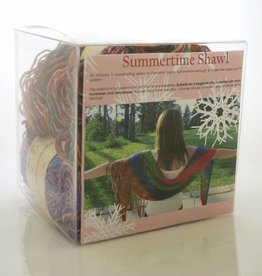Diamond Luxury Summertime Shawl Kit